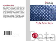 Bookcover of Pradip Kumar Singh
