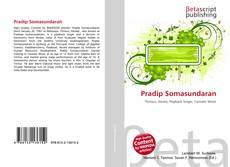 Bookcover of Pradip Somasundaran