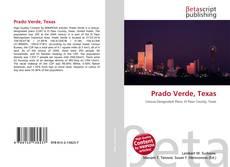 Buchcover von Prado Verde, Texas