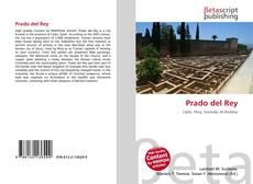 Buchcover von Prado del Rey