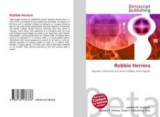 Bookcover of Robbie Herrera