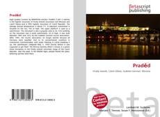 Bookcover of Praděd