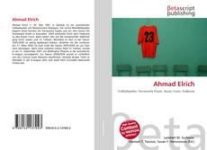 Portada del libro de Ahmad Elrich
