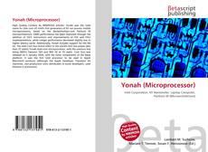 Portada del libro de Yonah (Microprocessor)