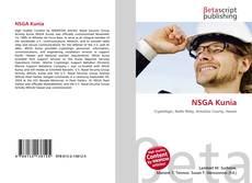 Bookcover of NSGA Kunia