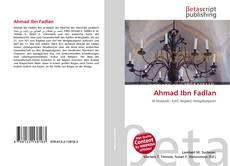 Ahmad Ibn Fadlan的封面