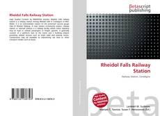 Bookcover of Rheidol Falls Railway Station