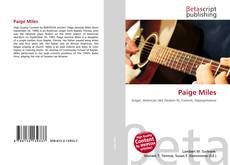 Bookcover of Paige Miles