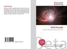 Bookcover of Wolf Parade