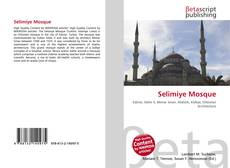 Bookcover of Selimiye Mosque