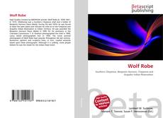 Bookcover of Wolf Robe