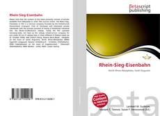 Buchcover von Rhein-Sieg-Eisenbahn