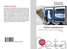 Buchcover von Paimio Sanatorium