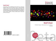 Bookcover of Wolf Choir