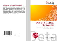 Bookcover of Wolf Creek Inn State Heritage Site