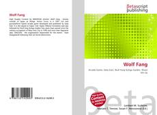 Bookcover of Wolf Fang
