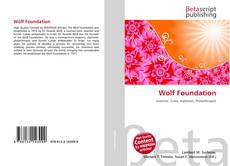 Bookcover of Wolf Foundation