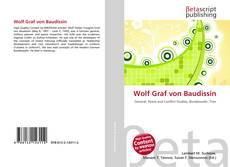 Borítókép a  Wolf Graf von Baudissin - hoz