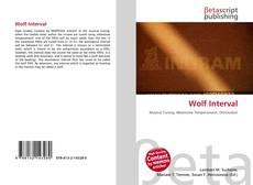 Capa do livro de Wolf Interval