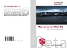 Portada del libro de USS Interpreter (AGR-14)