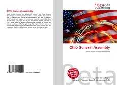 Bookcover of Ohio General Assembly