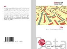 Capa do livro de Xiis