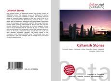 Portada del libro de Callanish Stones
