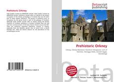 Bookcover of Prehistoric Orkney