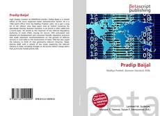 Bookcover of Pradip Baijal