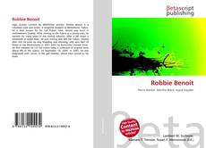 Bookcover of Robbie Benoit