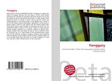 Bookcover of Yonggary