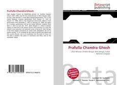 Portada del libro de Prafulla Chandra Ghosh