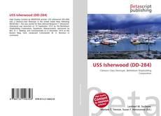 Capa do livro de USS Isherwood (DD-284)