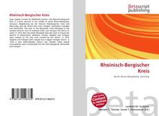 Portada del libro de Rheinisch-Bergischer Kreis