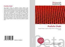 Portada del libro de Prafulla Chaki