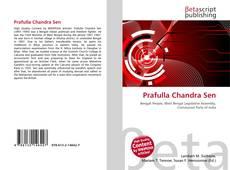 Portada del libro de Prafulla Chandra Sen