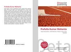 Buchcover von Prafulla Kumar Mahanta