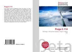Praga E.114的封面
