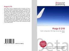 Praga E-210的封面