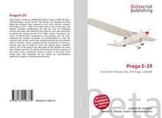 Praga E-39的封面