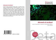 Bookcover of Ahmed al-Ja'abari