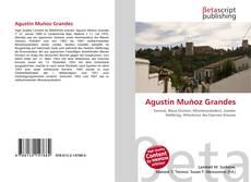 Buchcover von Agustín Muñoz Grandes