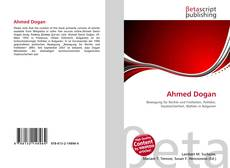 Bookcover of Ahmed Dogan