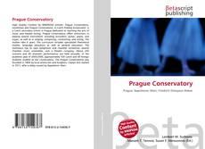 Capa do livro de Prague Conservatory