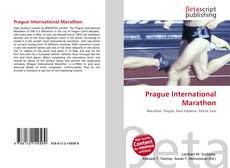 Portada del libro de Prague International Marathon