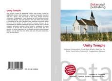 Buchcover von Unity Temple