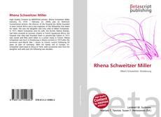 Bookcover of Rhena Schweitzer Miller