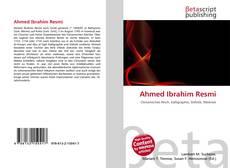 Buchcover von Ahmed Ibrahim Resmi