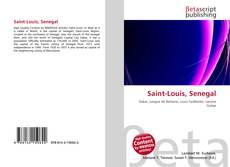 Bookcover of Saint-Louis, Senegal