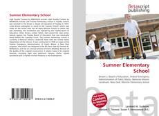 Bookcover of Sumner Elementary School